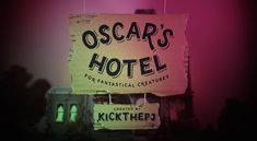 OSCAR'S HOTEL OFFICIAL TRAILER