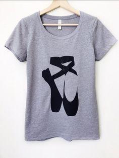 Ballet - T-Shirt #danceoutfits