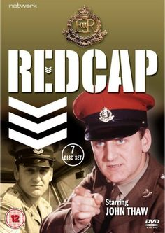 <p>John Thaw takes the first starring role of his career in Redcap, playing Sergeant John Mann of the Royal Military Police's Special Investigation Branch. Made in the mid 1960s at a time when the British Army was still highly active, Redcap's stories cover investigations in Germany, Malaysia, Cyprus and Borneo and feature guest stars of the calibre of George Sewell, Peter Bowles, Edward Fox and Brian Cox.</p> <p>Not seen since its original transmission, this set contains the complete first…