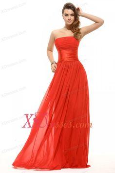 Floor-length Prom Dress