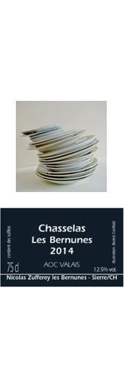 Chasselas les Bernunes 2014