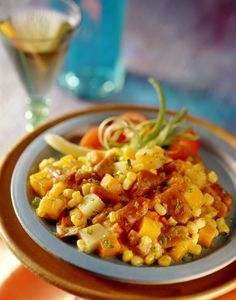 Charquicán de cochayuyo cremoso Chilean Recipes, Chilean Food, Sea Weed Recipes, Cooking Recipes, Healthy Recipes, Home Food, Fried Rice, Macaroni And Cheese, Seafood