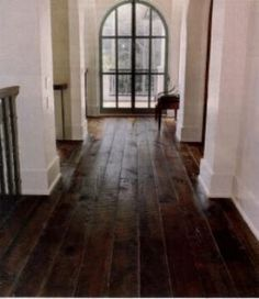 Love the wood flooring!