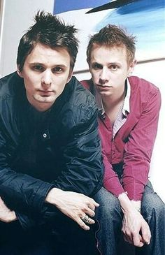 Belldom Matt Bellamy Dom Howard