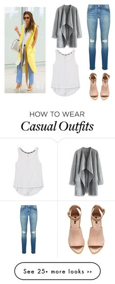 """casual and easy outfit"" by charlotte-c-11 on Polyvore featuring Chicwish, Rebecca Minkoff and H&M"