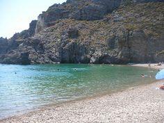 Chalkos beach, Kithira island. Χαλκός, Κύθηρα. by june_godiva, via Flickr