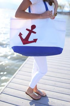 Anchors Away + A Giveaway...