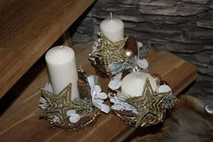 Candle Sconces, Napkin Rings, Wall Lights, Candles, Home Decor, Appliques, Decoration Home, Room Decor, Candy
