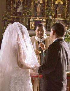 Unidos hasta que la muerte nos separe. #MatrimonioVelasquezCorrales