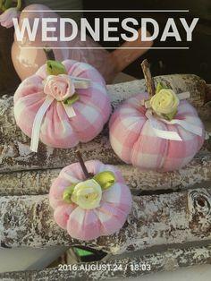 Dekokürbise auf Facebook @flickenherz kaufen für eure shabby Dekoration im Herbst