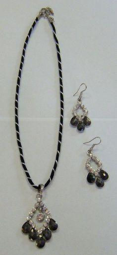 completo collana e orecchini, by crys_e_cri, 10,00 € su misshobby.com