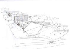Concurso SESC Osasco SP. - Studio + Arquitetura e Urbanismo Ltda.