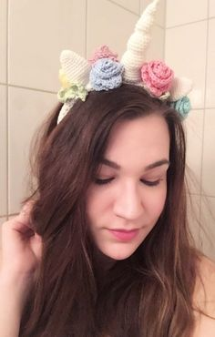 Always wanted to be unicorn? Now you can with this free pattern! – Inkugurumi
