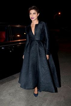 Priyanka Chopra in Ashi Studio. http://www.vogue.in/content/best-dressed-week-26#10