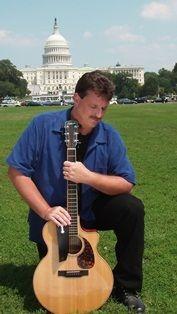My wonderful husband! Christian Recording Artist - Eric Horner