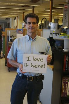 Dean Kamen, inventor of the Segway Human Transport and other devices, has his company DEKA located right in Manchester, New Hampshire.