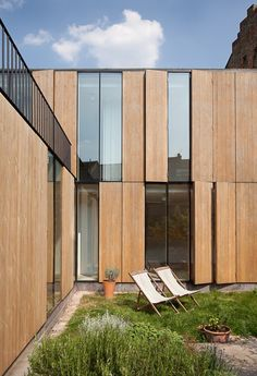 jonathan tuckey design architects / collage house, west kilburn london