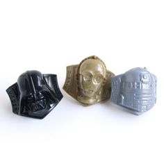 Star Wars Cupcake Rings
