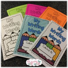 Fluttering Through First Grade: Interactive Spelling Dictionaries & Spelling Styles Freebie Great for writing resource
