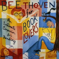Beethoven for Book Lovers: An Intimate Companion for Reading (CD)