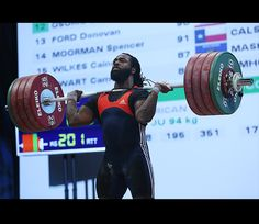 The Vegan Diet of American Olympic Weightlifter Kendrick Farris