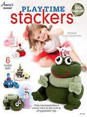Playtime Stackers #crochet book reivew via @cgoaboard