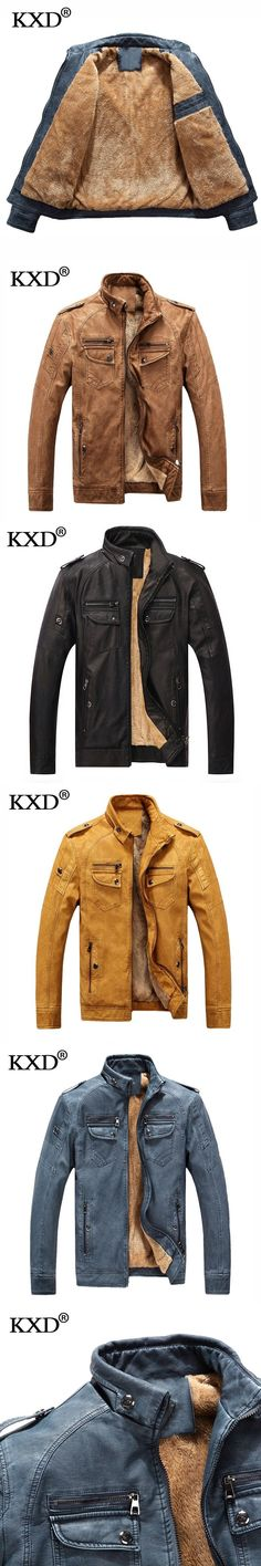 KXD New arrive brand motorcycle leather jackets men ,men's leather jacket, jaqueta de couro masculina,mens leather jackets,men c