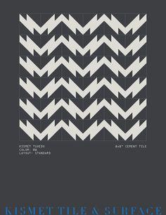 """8x8"""" cement tile Surface Design, Cement, Tiles, Carpet, Curtains, Interior Design, Pattern, Room Tiles, Nest Design"""