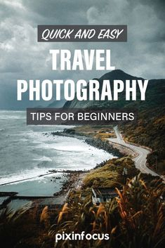 Discover some amazing travel photography tips for beginners that will immediately boost your photography skills. Read through right now! Travel Photography Tumblr, Photography Beach, Food Photography Tips, Landscape Photography Tips, Photography Basics, Photography Tips For Beginners, Adventure Photography, Scenic Photography, Landscape Photos