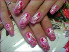 pink nail designs - Bing images