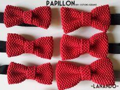 PAPILLON IN 100% COTONE EGIZIANO LANANDO disponibili e colori che preferisci per uomo e bimbo