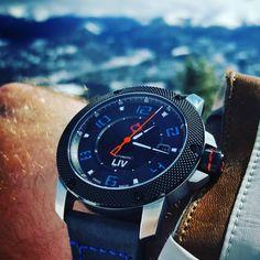 LIV GX1-A Swiss Automatic at breckenridge  #livwatches #wristwatch #hotwatch #swissmade #swisswatches #swisswatch #luxurywatches #dailywatch #watchanish #wristporn #instawatch #chronograph #craftsmanship #instagood #instadaily #swag #wristshot #horology #watchporn #watchoftheday #womw #wristshot #horophile #wristcandy #watchesofinstagram #kickstarter #crowdfunding #swissautomatic #breckenridge