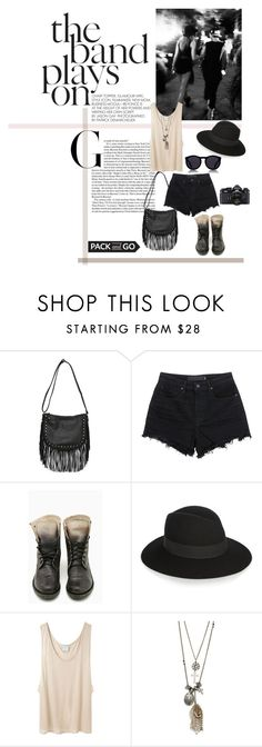 """""""RIO"""" by f-ashioninside ❤ liked on Polyvore featuring Nikon, Alexander Wang, Yves Saint Laurent, Base Range, Le Specs and Packandgo"""