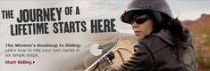 Women Riders: #HarleyDavidson as a Storytelling Platform