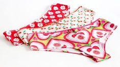 VIDEO-DIY: Panties aus Jersey nähen // diy tutorial: how to sew jersey panties via DaWanda.com