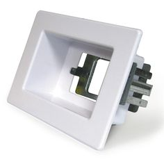 Find Repelec Recessed White Single Gang Wall Point at Bunnings Warehouse. Visit your local store for the widest range of lighting & electrical products. Electrical Switches, Electrical Products, Plasterboard Wall, Study Desk, Wall Outlets, Wall Mounted Tv, Stick It Out, Cavities, Modern Lighting