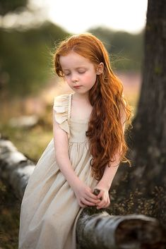 Taken with the Sigma Art From my time in the Netherlands. Beautiful Red Hair, Gorgeous Redhead, Beautiful Little Girls, Beautiful Children, Red Hair Little Girl, Girls With Red Hair, Mother Daughter Poses, Lace Top Dress, Ginger Girls