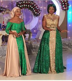 Photo by Ms Asoebi on May Image may contain: 2 people African Lace Styles, African Lace Dresses, Latest African Fashion Dresses, African Print Fashion, African Wedding Attire, African Attire, African Wear, African Weddings, Lace Dress Styles