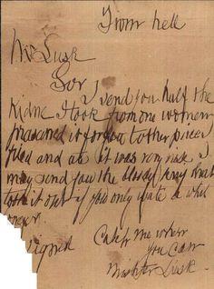 Kết quả hình ảnh cho jack the ripper letter
