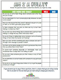 Therapeutic worksheets focused on helping kids and teens explore bullying. Topics include bullying behavior, bystander intervention, and bullying prevention. Bullying Worksheets, Anti Bullying Activities, Bullying Posters, Bullying Lessons, Babysitting Activities, Counseling Activities, Therapy Activities, Bullying Facts, Kids Worksheets