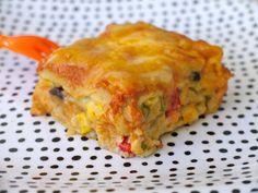 Vegetarian Enchilada Casserole!    http://weelicious.com/2011/11/02/vegetarian-enchilada-casserole/