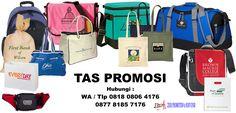 Buat Custom Tas Promosi Untuk Souvenir / Promosi