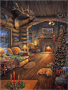 Paisagem de Natal