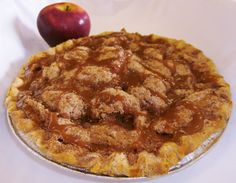 Iowa Orchard, Indiana Using a family recipe for a homemade flaky pie crusts, Iowa Orchard offers its customers award-winning pie flavors like Raspberry Pie, Mixed Berry Pie, and French Chocolate Silk Pie. The Dutch Crumb Apple Pie (pictured) comes with a streusel topping and is their most famous pie.    - Delish.com