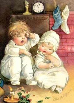 Sleepy Children http://www.pinterest.com/lucilej/art-works/