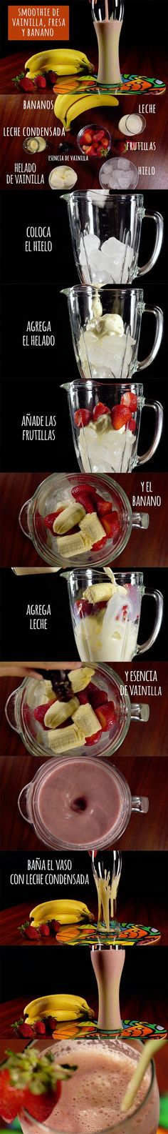 Comparte y disfruta esta bebida inigualable. #DateElGusto #Recetas #Cocina