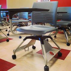 Take your seat. Classroom Furniture, Classroom Training, Learning Environments, Drafting Desk, Furnitures, Office Decor, Your Design, University, College