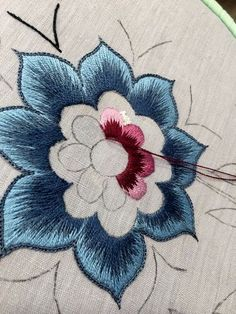 Wool Embroidery Kits Australia since Embroidery Designs Indian at Embroidery Mac. Wool Embroidery Kits Australia since Embroidery Designs Indian at Embroidery Machine Patterns yet E Crewel Embroidery Kits, Flower Embroidery Designs, Embroidery Needles, Machine Embroidery Patterns, Advanced Embroidery, Embroidery Supplies, Embroidery Tattoo, Hobby Design, Brazilian Embroidery
