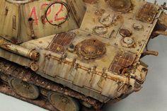 Panther D — Каропка.ру — стендовые модели, военная миниатюра