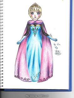 Elsa from \